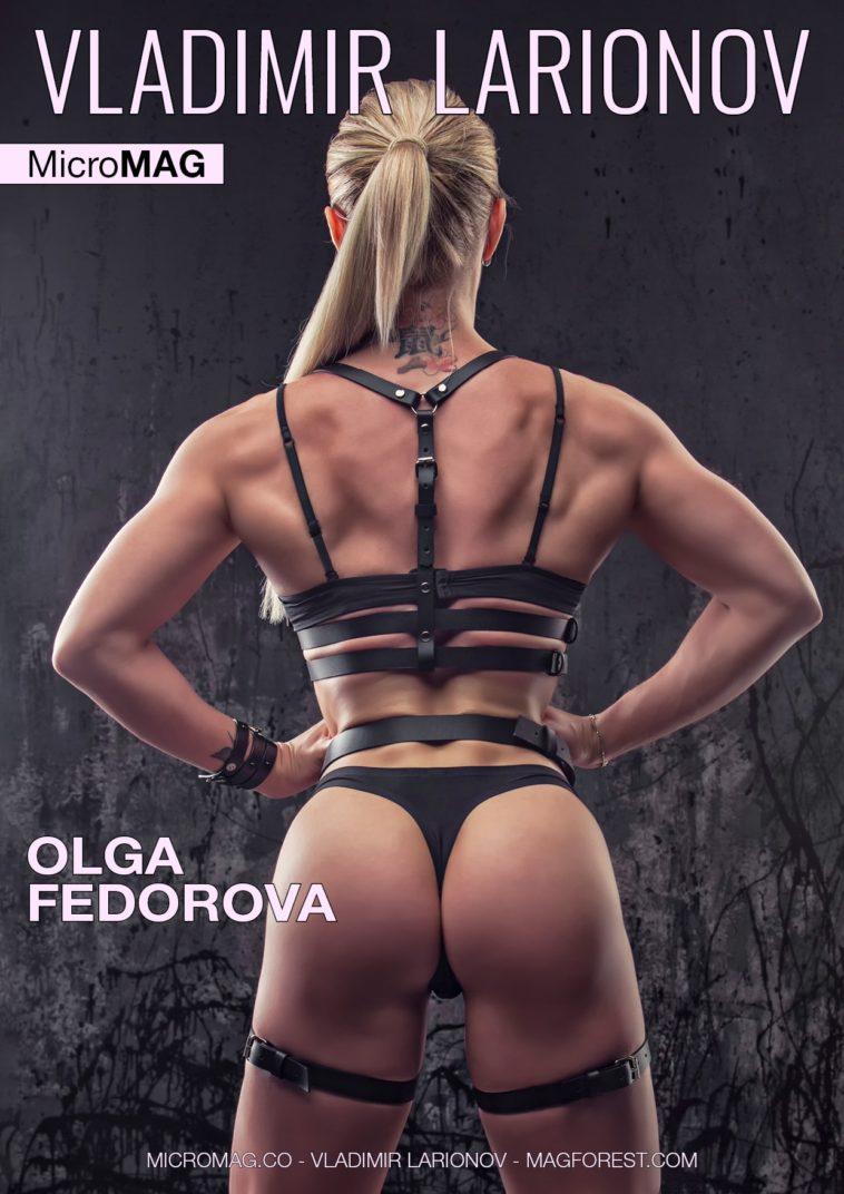 Vladimir Larionov MicroMAG - Olga Fedorova 1