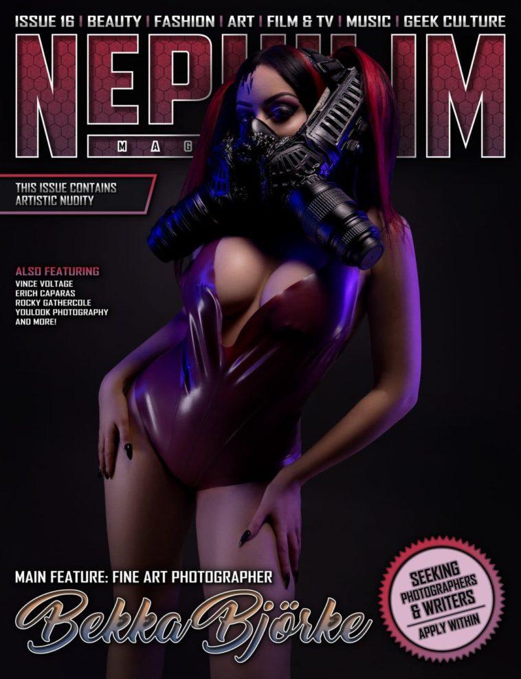 Nephilim Magazine – Issue 16 1