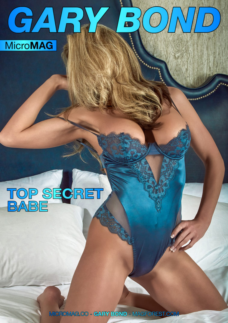 Gary Bond MicroMAG - Top Secret Babe 1