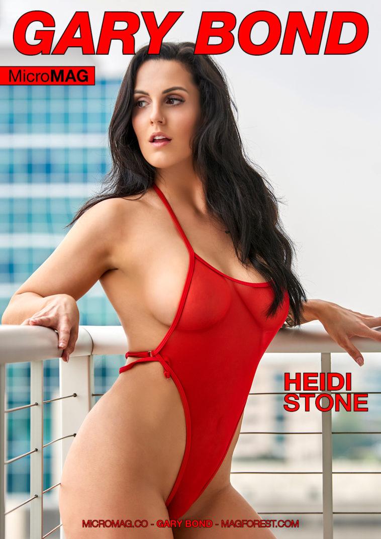 Gary Bond MicroMAG - Heidi Stone 1