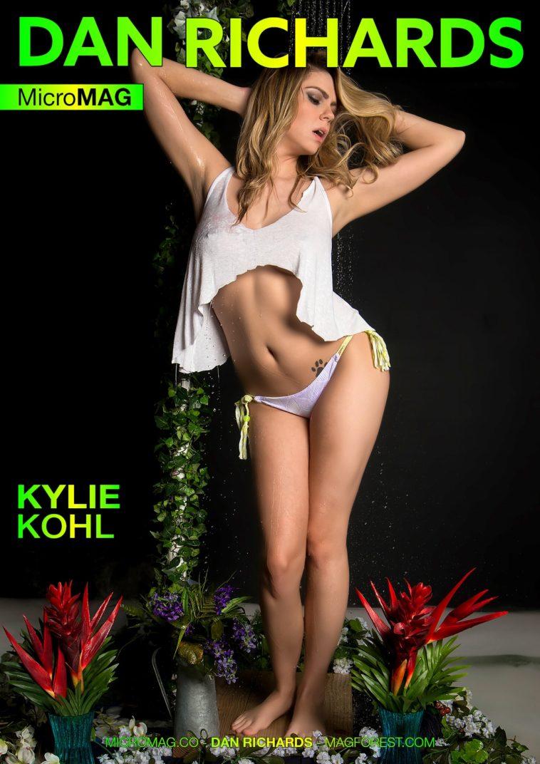 Dan Richards MicroMAG - Kylie Kohl - Issue 3 1