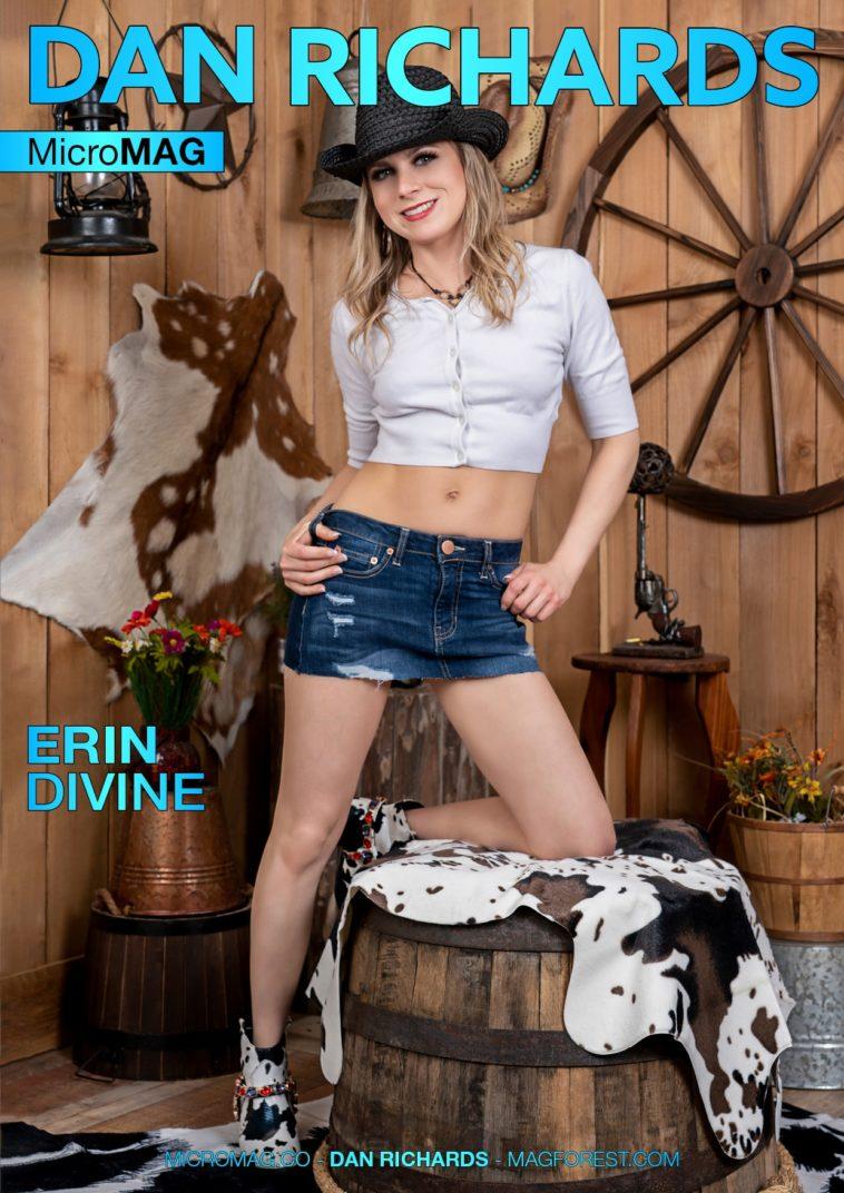 Dan Richards MicroMAG - Erin Divine - Issue 3 1