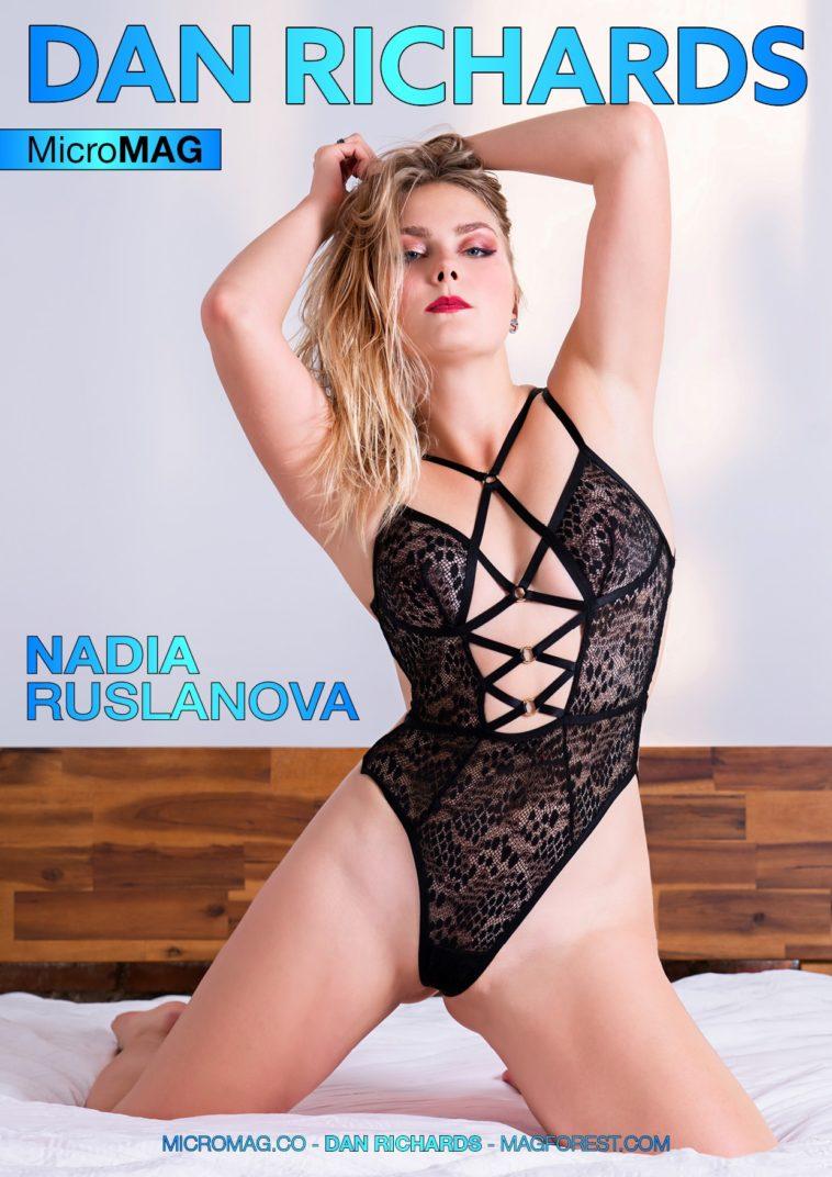 Dan Richards MicroMAG - Nadia Ruslanova - Issue 2 1