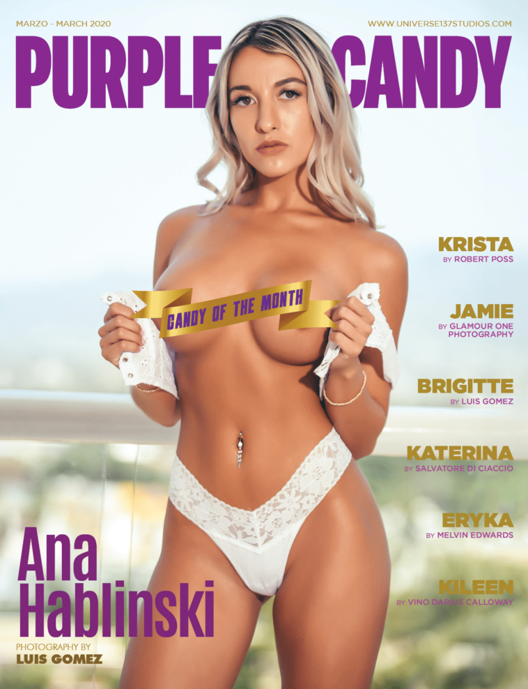 Purple Candy Magazine - March 2020 1