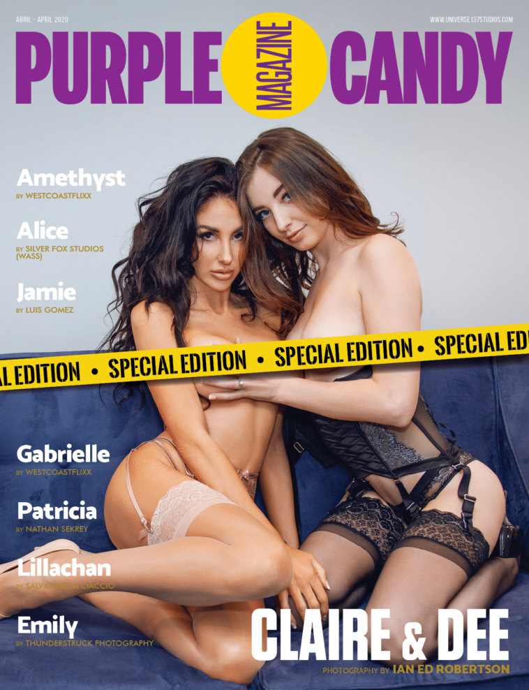 Purple Candy Magazine - April 2020 - Special Edition 1
