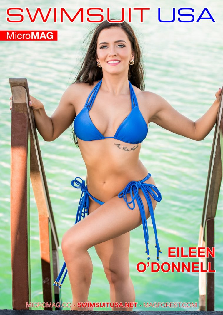 Swimsuit USA MicroMAG - Eileen ODonnell - Issue 3 1