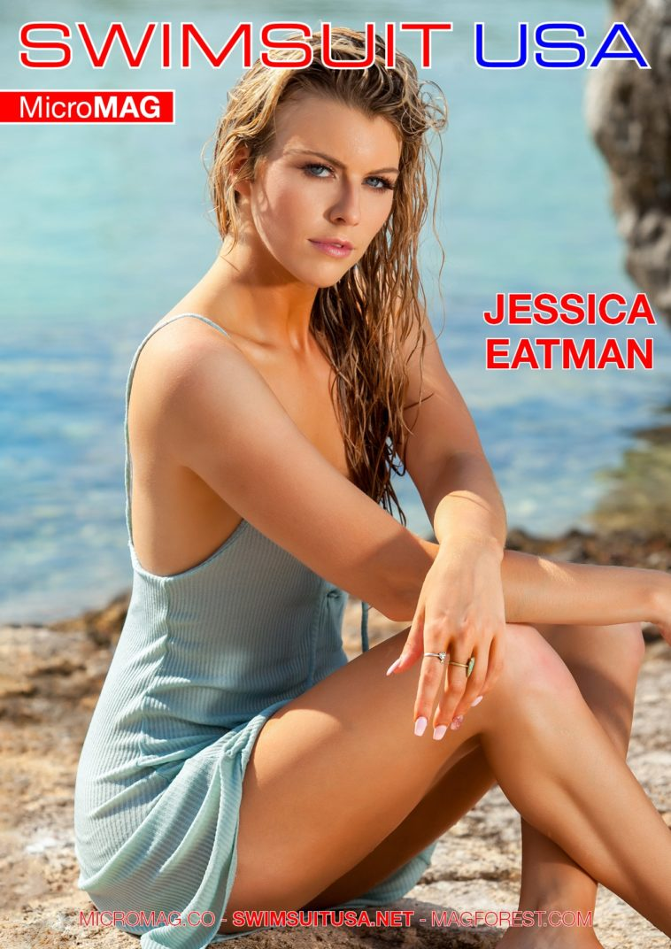 Swimsuit USA MicroMAG - Jessica Eatman - Issue 3 1