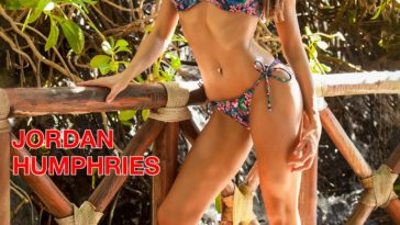 Swimsuit USA MicroMAG - Jordan Humphries - Issue 2 2