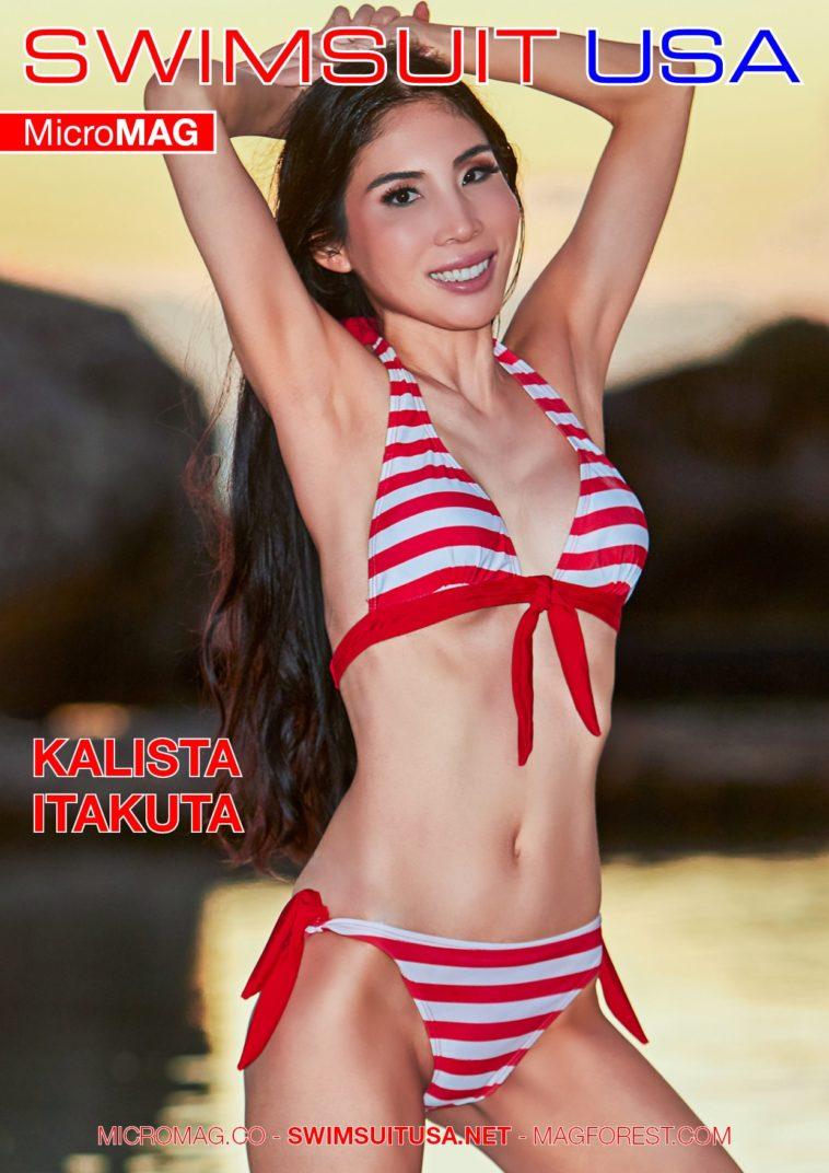 Swimsuit USA MicroMAG - Kalista Itakuta 1