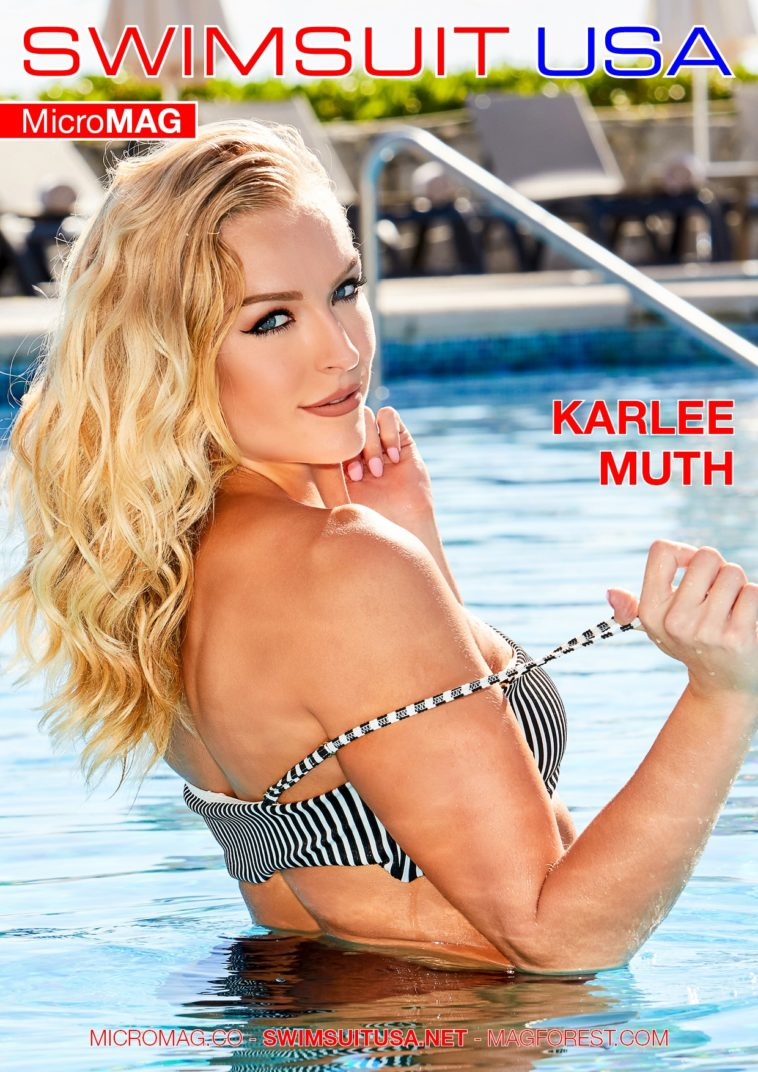 Swimsuit USA MicroMAG - Karlee Muth 1