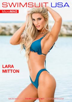Swimsuit USA MicroMAG - Lara Mitton 6
