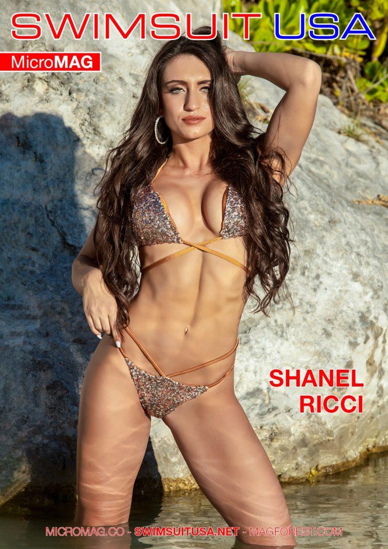 Swimsuit USA MicroMAG - Shanel Ricci 1