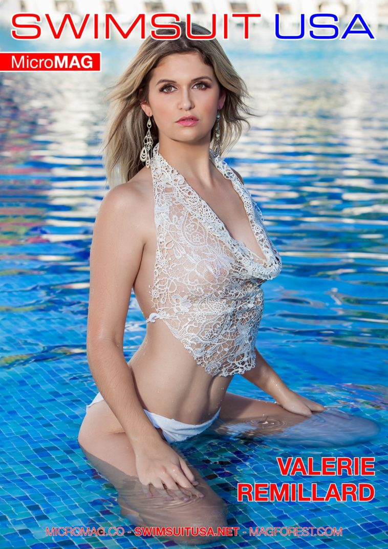 Swimsuit USA MicroMAG - Valerie Remillard 1