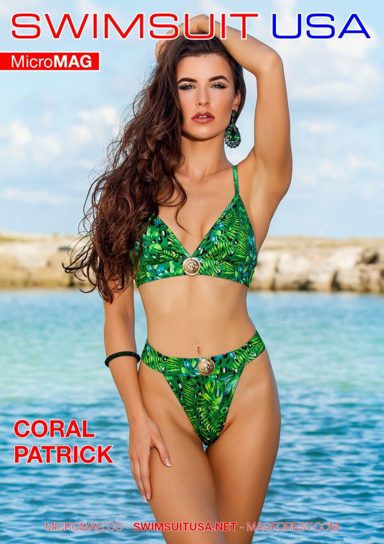 Swimsuit USA MicroMAG - Coral Patrick - Issue 2 1