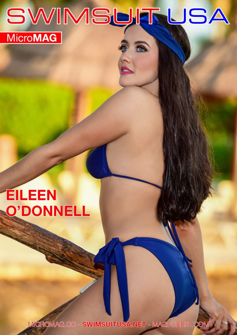 Swimsuit USA MicroMAG - Eileen ODonnell - Issue 4 1