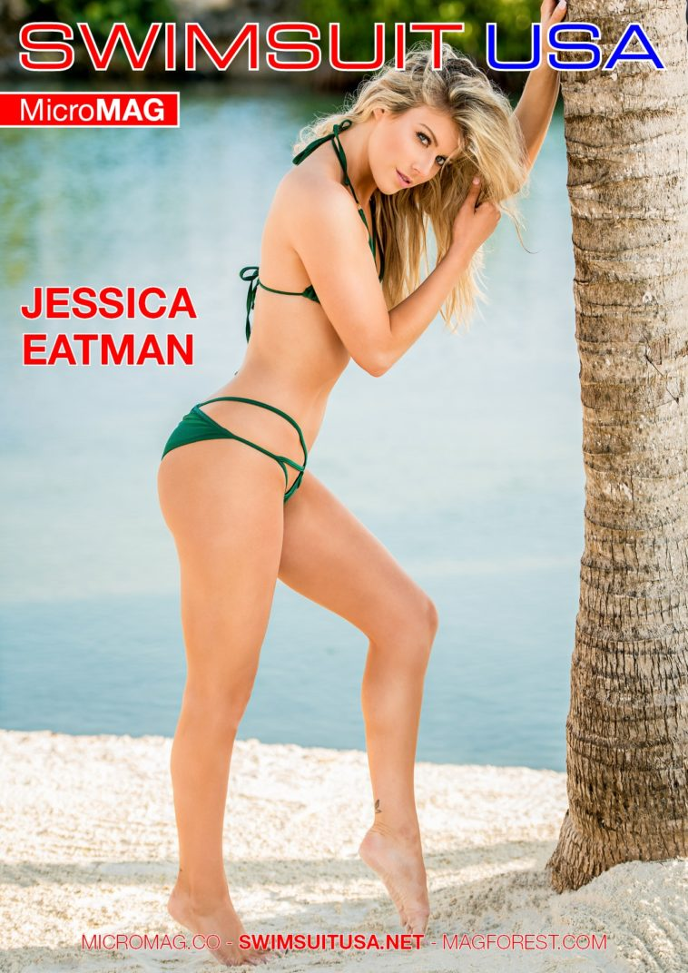 Swimsuit USA MicroMAG - Jessica Eatman - Issue 4 1