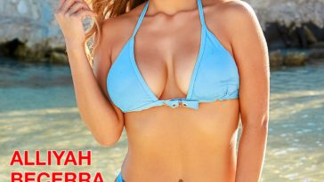 Swimsuit USA MicroMAG - Alliyah Becerra - Issue 2 2