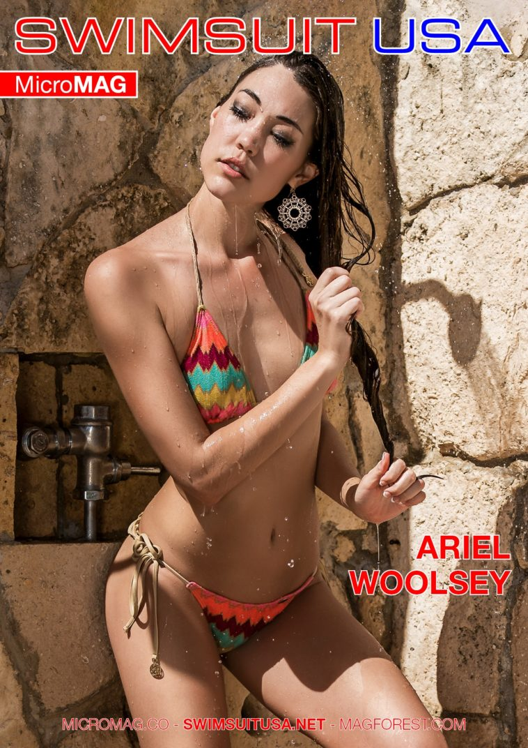 Swimsuit USA MicroMAG - Ariel Woolsey - Issue 3 1