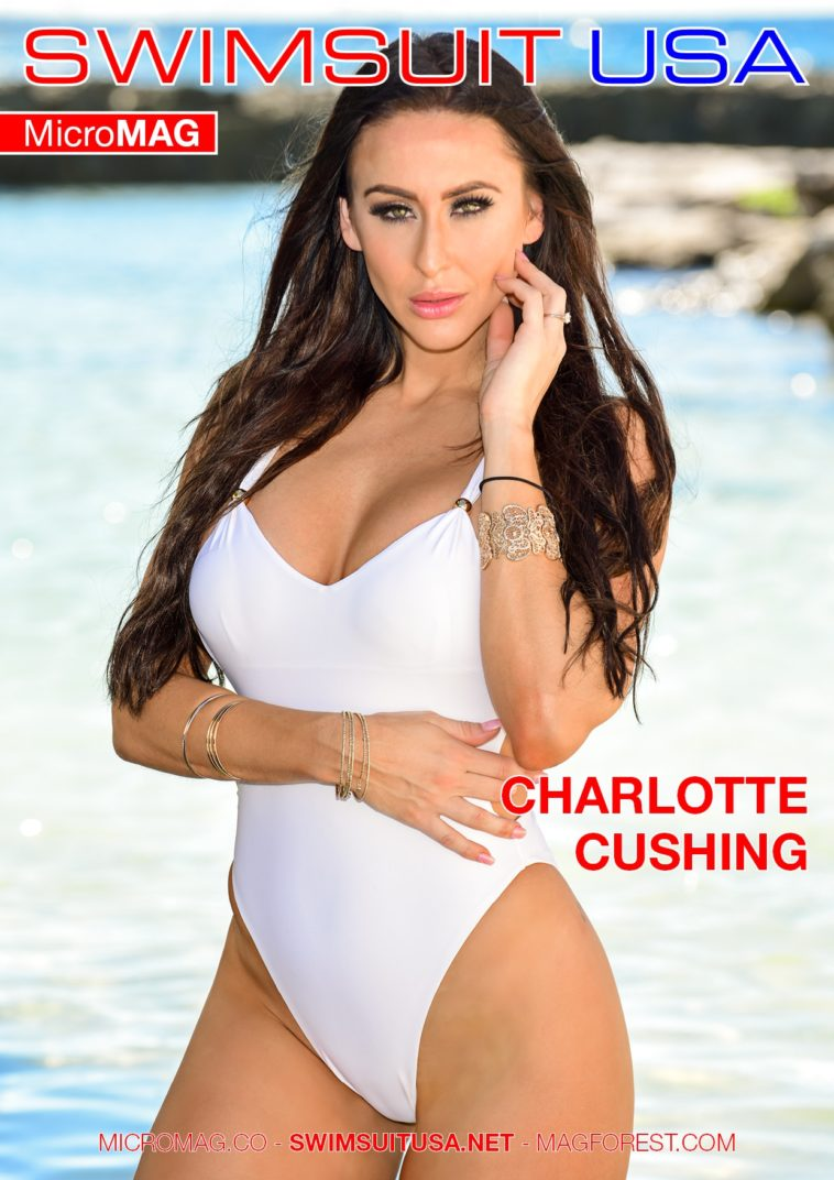 Swimsuit USA MicroMAG - Charlotte Cushing - Issue 3 1