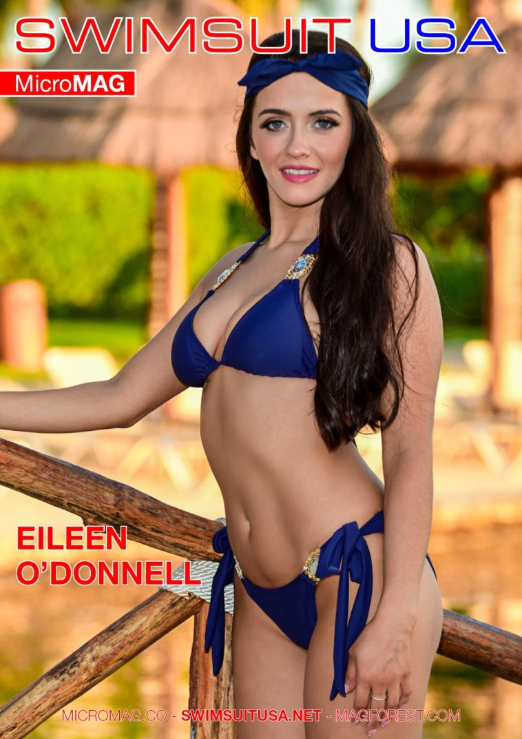 Swimsuit USA MicroMAG - Eileen O'Donnell - Issue 5 1