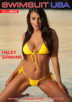 Swimsuit USA MicroMAG - Jacqueline Rideout - Issue 2 6