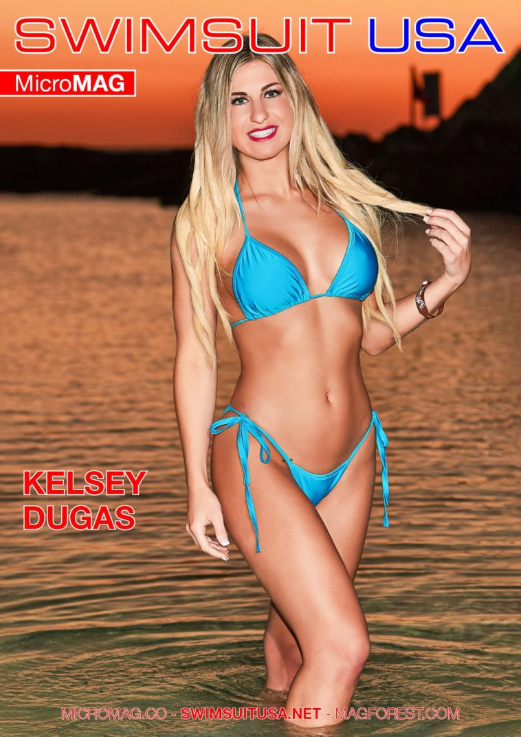 Swimsuit USA MicroMAG - Kelsey Dugas - Issue 2 1