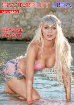 Swimsuit USA MicroMAG - Lara Mitton - Issue 4 5
