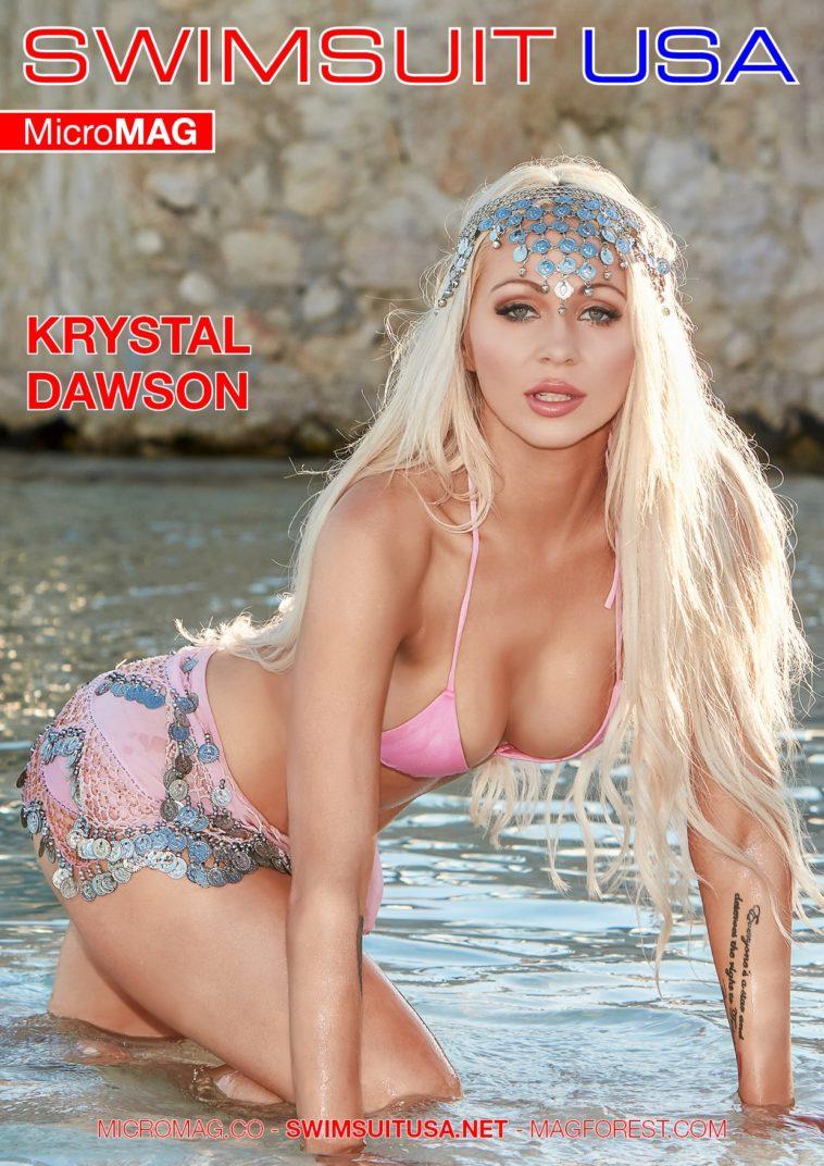Swimsuit USA MicroMAG - Krystal Dawson - Issue 3 1
