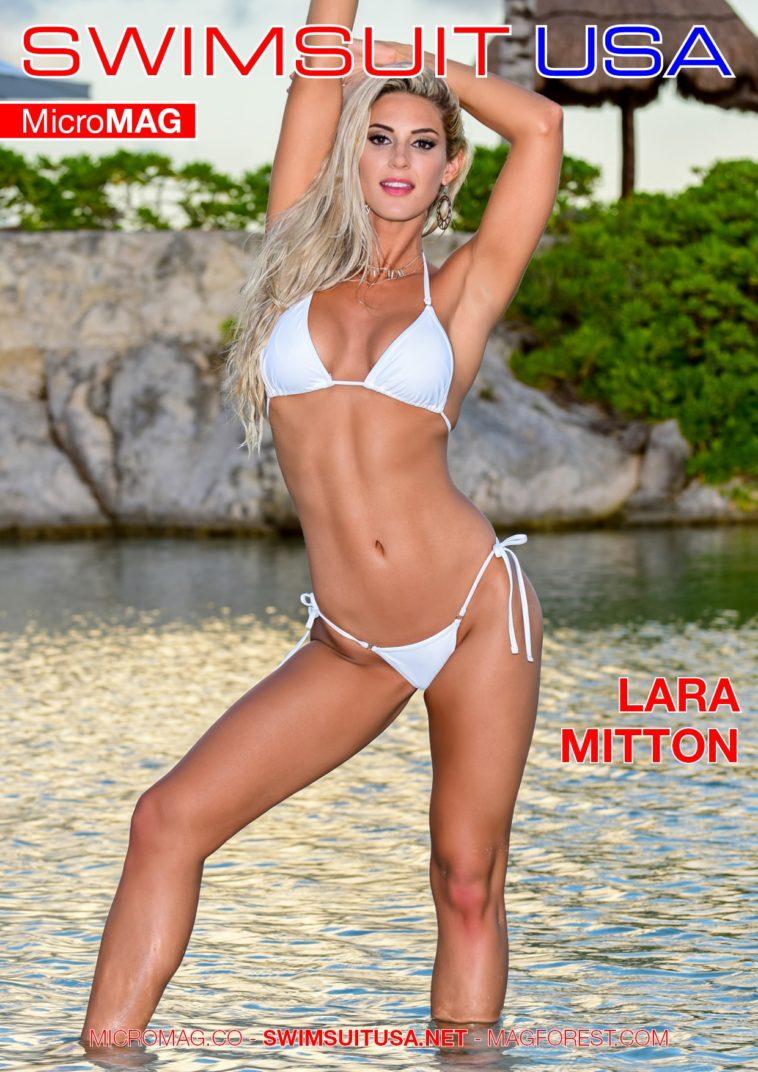 Swimsuit USA MicroMAG - Lara Mitton - Issue 4 1