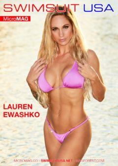 Swimsuit USA MicroMAG - Lara Mitton - Issue 4 6
