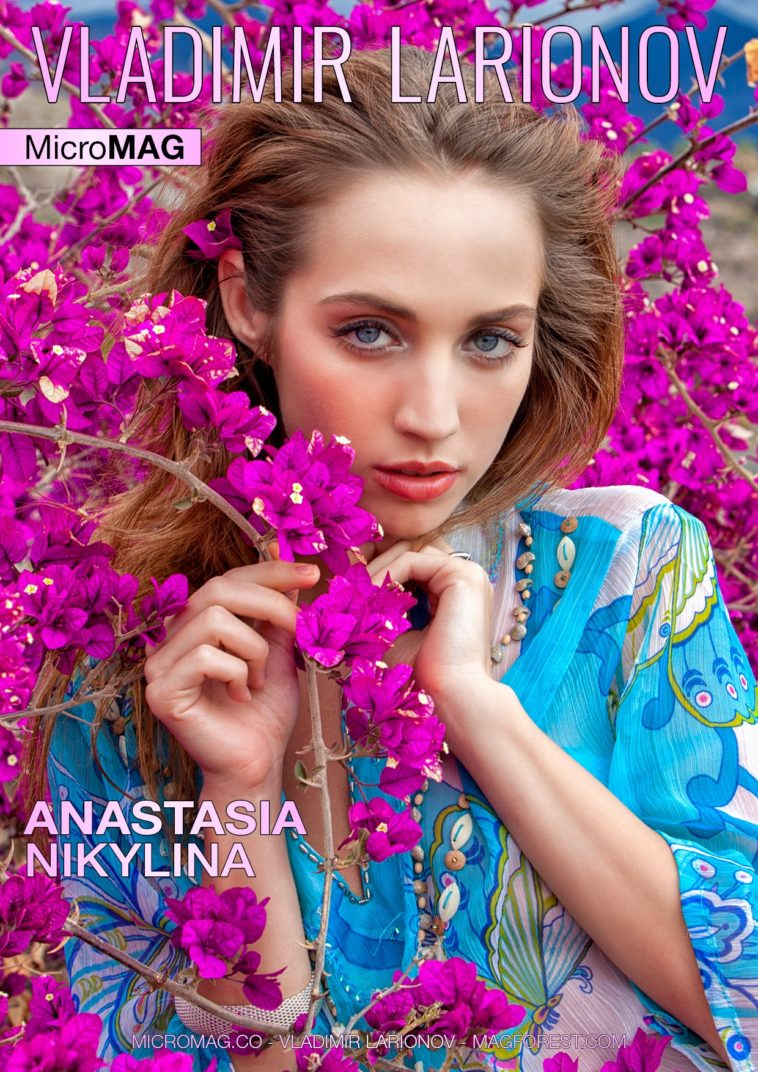 Vladimir Larionov MicroMAG - Anastasia Nikylina 1