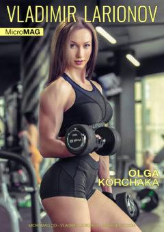 Vladimir Larionov MicroMAG - Olesia Semachko - Issue 2 6