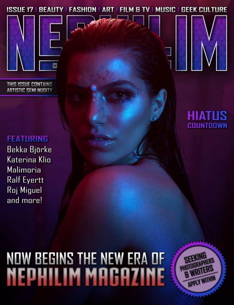 Nephilim Magazine – Issue 17 1