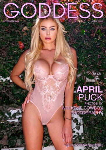 Goddess Magazine – April 2020 – April Puck 1