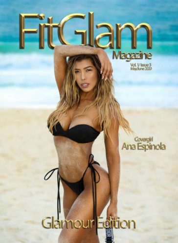 Fit Glam Magazine - May 2020 - Fitness Edition 3