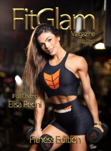 Fit Glam Magazine - May 2020 - Fitness Edition 1