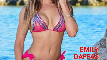 Swimsuit USA MicroMAG - Emily Daffas - Issue 2 2