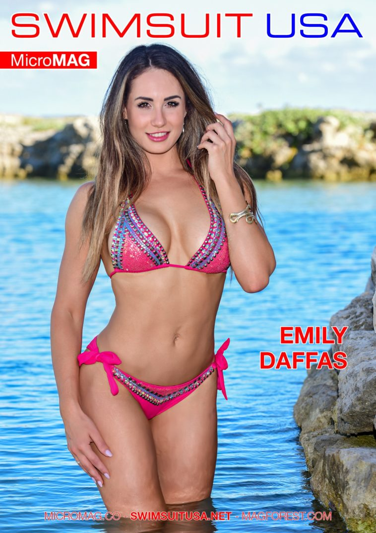 Swimsuit USA MicroMAG - Emily Daffas - Issue 1 1