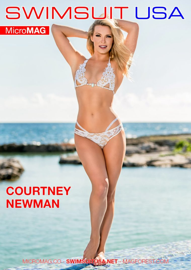 Swimsuit USA MicroMAG - Courtney Newman - Issue 4 1