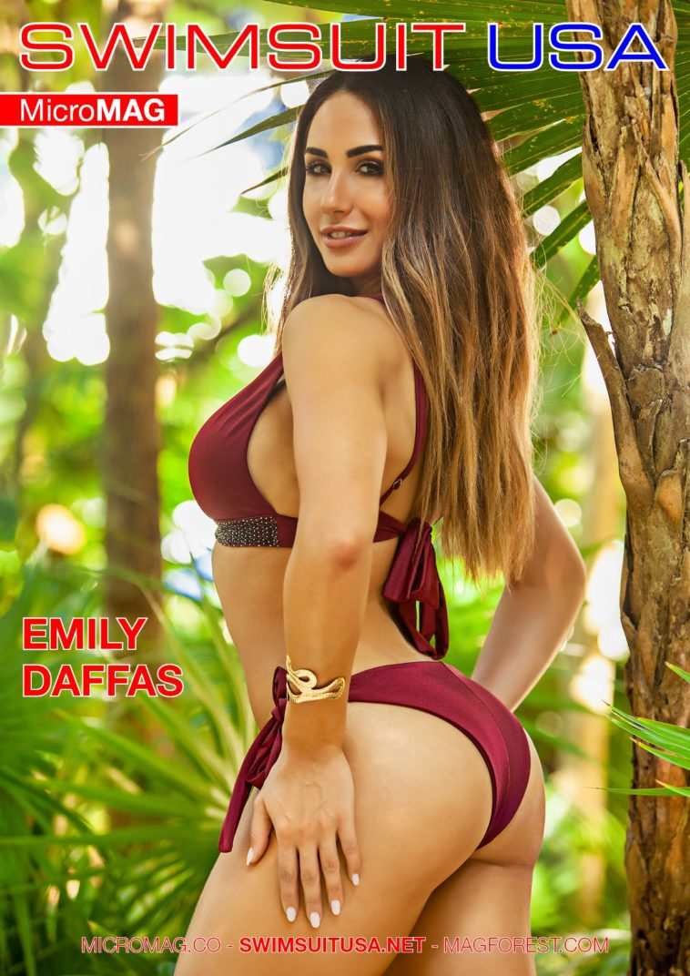 Swimsuit USA MicroMAG - Emily Daffas - Issue 2 1
