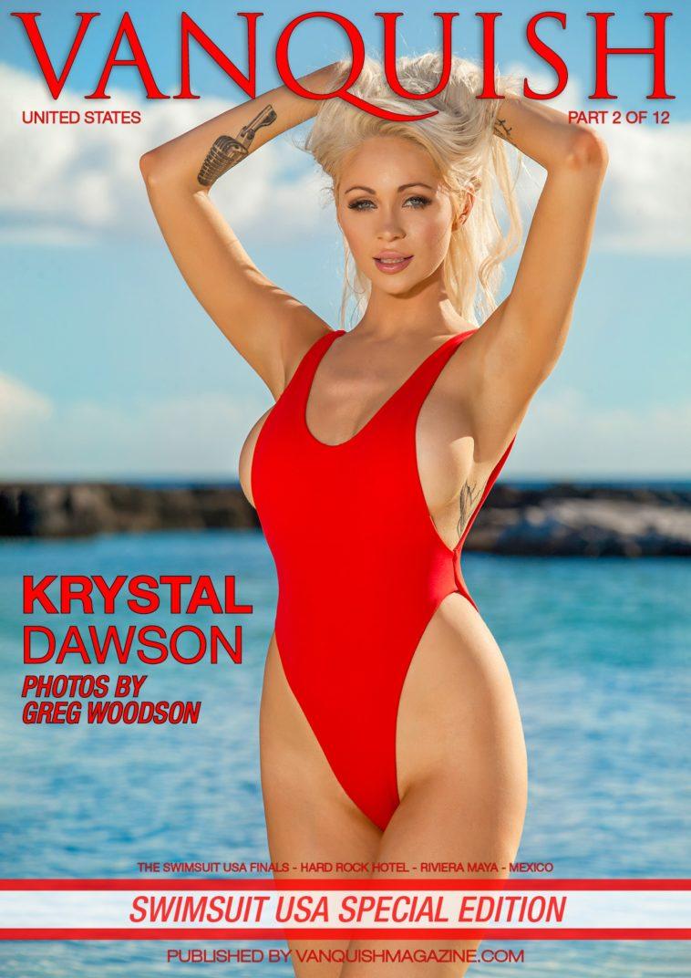 Vanquish Magazine - Swimsuit USA 2018 - Part 2 - Krystal Dawson 1