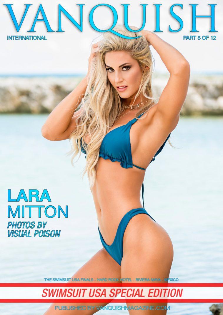 Vanquish Magazine - Swimsuit USA 2018 - Part 5 - Lara Mitton 1