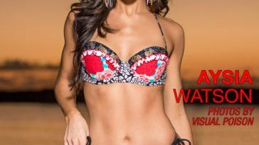 Vanquish Magazine - Swimsuit USA 2018 - Part 4 - Coral Patrick 6