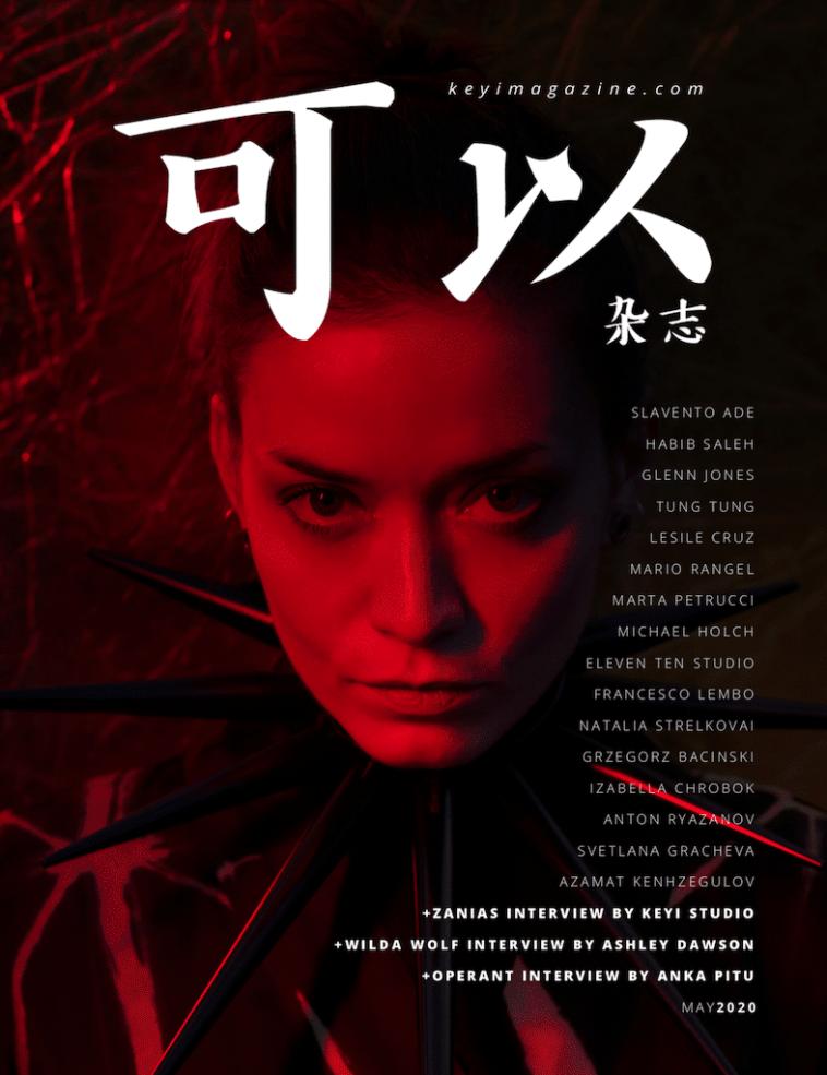 Keyi Magazine - May 2020 1