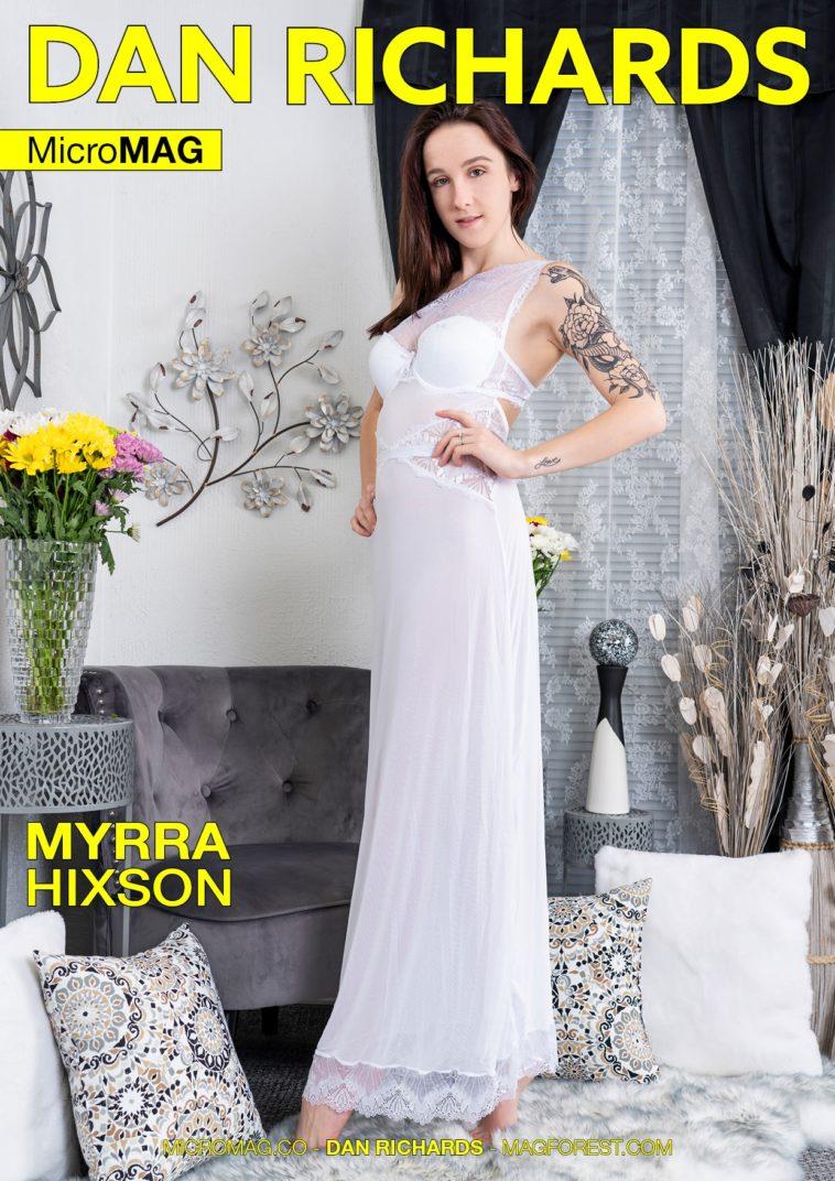 Dan Richards MicroMAG - Myrra Hixson 1