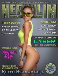 Nephilim Magazine - Issue 21 - Alt Cover 6