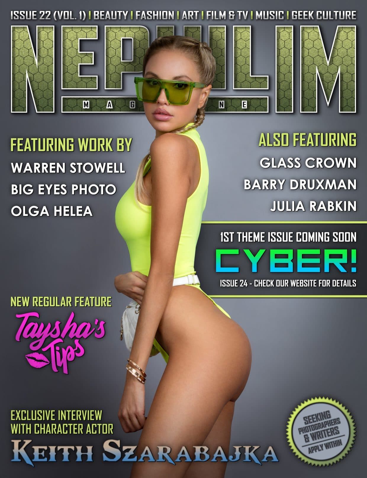 Nephilim Magazine - Issue 22 - Vol. 1 1