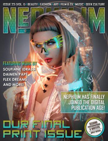 Nephilim Magazine - Issue 23 - Vol. 1 1