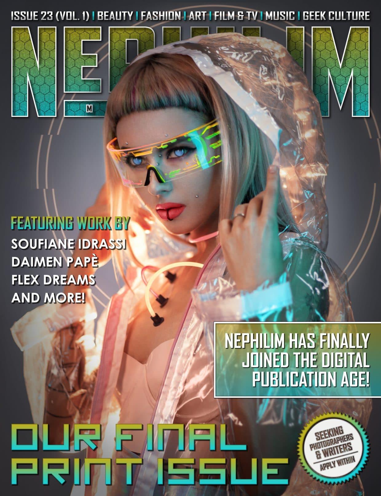 Nephilim Magazine - Issue 23 - Vol. 2 2