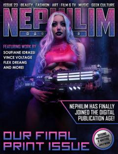 Nephilim Magazine - Issue 23 - Vol. 1 6